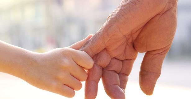 Wat kun je doen als je je kleinkind niet mag zien
